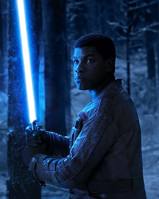 John Boyega Criticizes Disney's Fake Woke Agenda