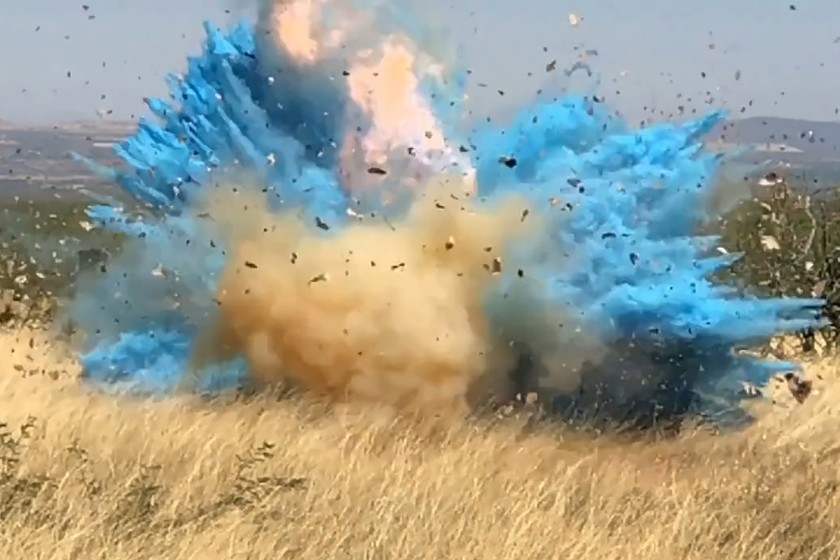Deadly Gender Reveal Party Burns Down Half of California