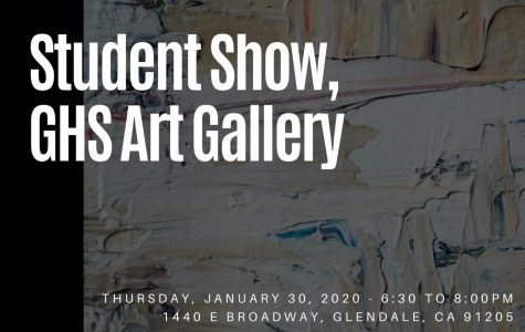Student Show - January 2020