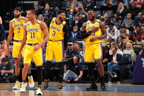 The Lakers Turn It Around in 2020