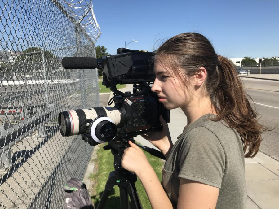 GHS Alum Macy Armstrong Hired on Emmy Award-Winning Show