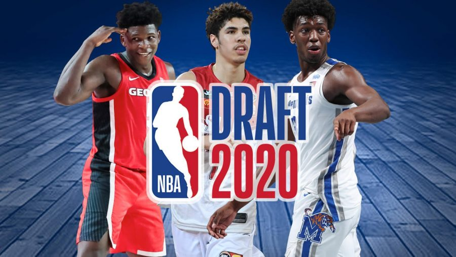 2020 NBA Draft And Trades