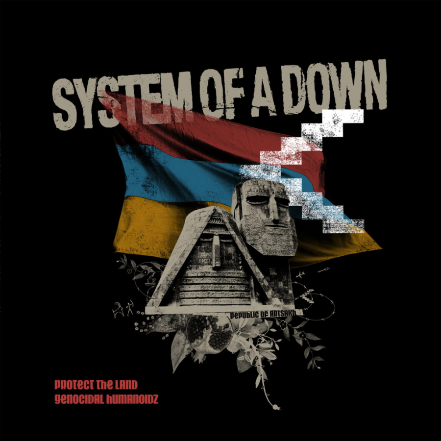New Music from System of a Down