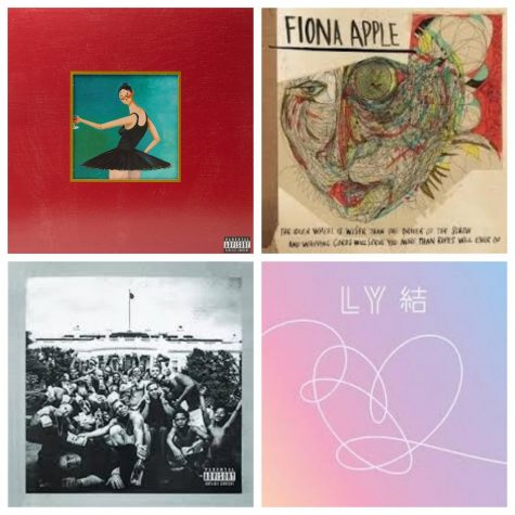 The 10 Best Albums of the 2010's