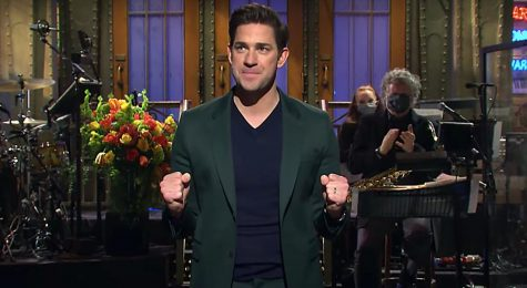 "Saturday Night Live ""John Krasinski, Machine Gun Kelly"""