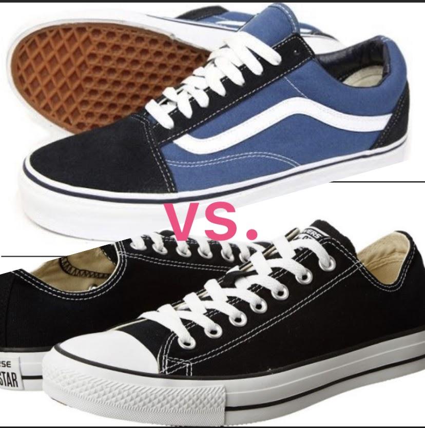 Vans+Vs.+Converse
