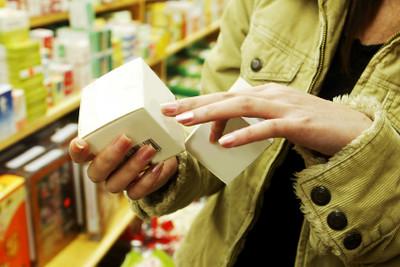 Read Those Nutrition Labels!