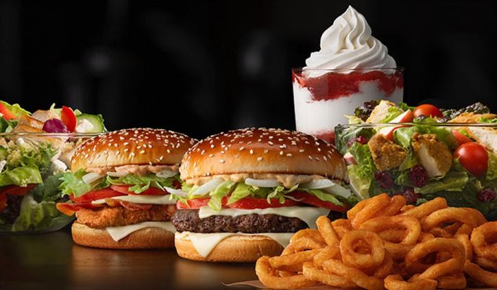 Your Fast Food Is Killing You