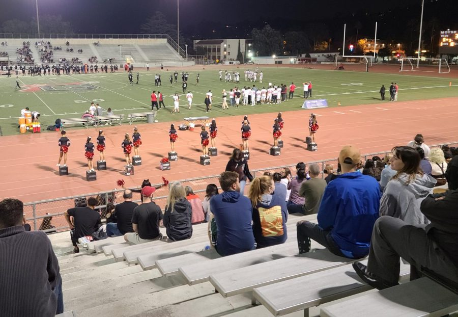GHS Football's Second Home Game Kicks Off