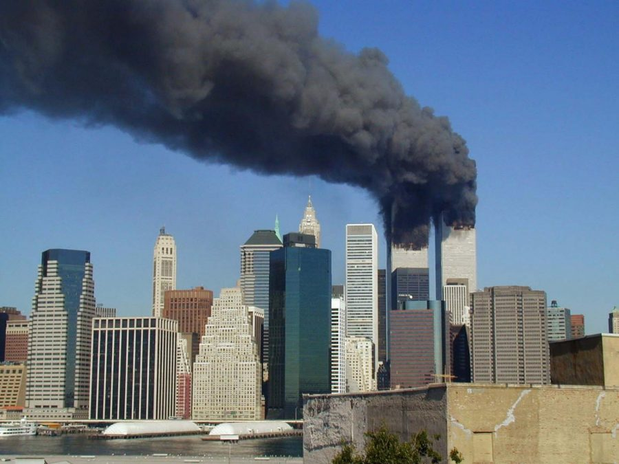 The 20th Anniversary of 9/11