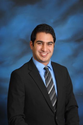 Always a Nitro: Mr. Tahmassian